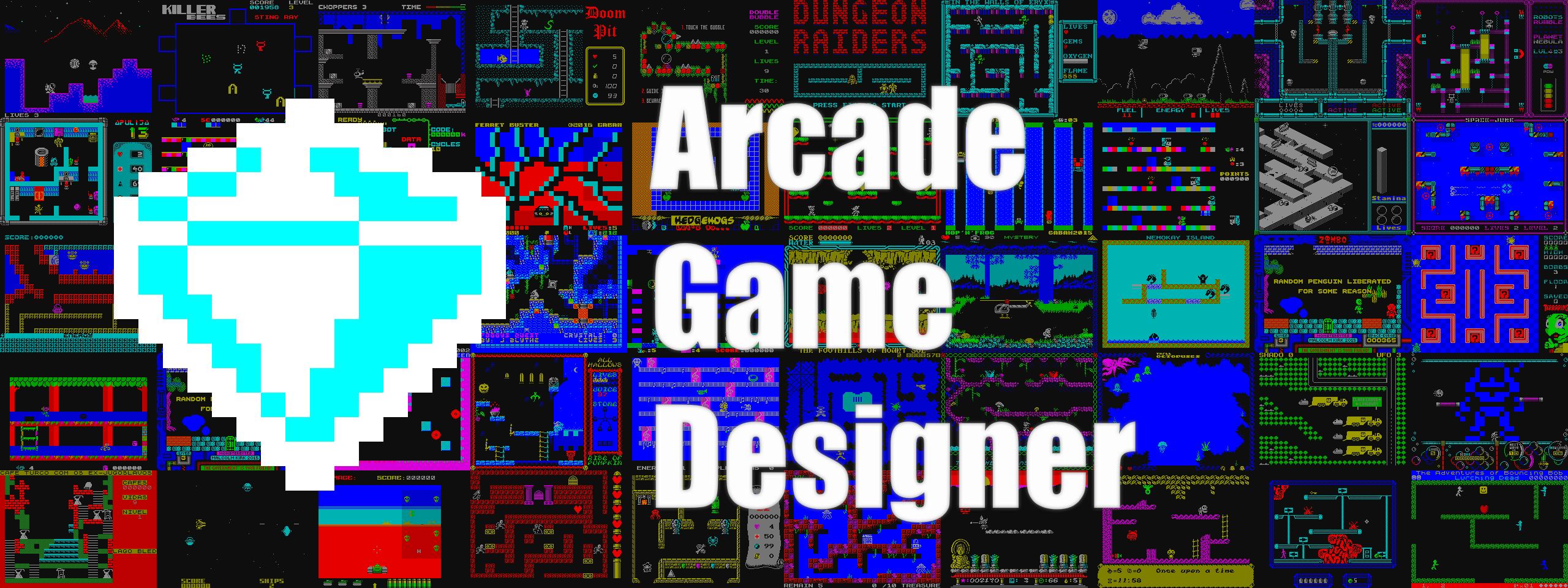 Arcade Game Designer