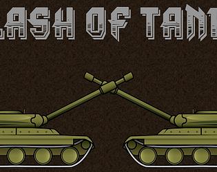 Clash of Tanks (Lua/Love2d) by Syllius for Gamecodeur
