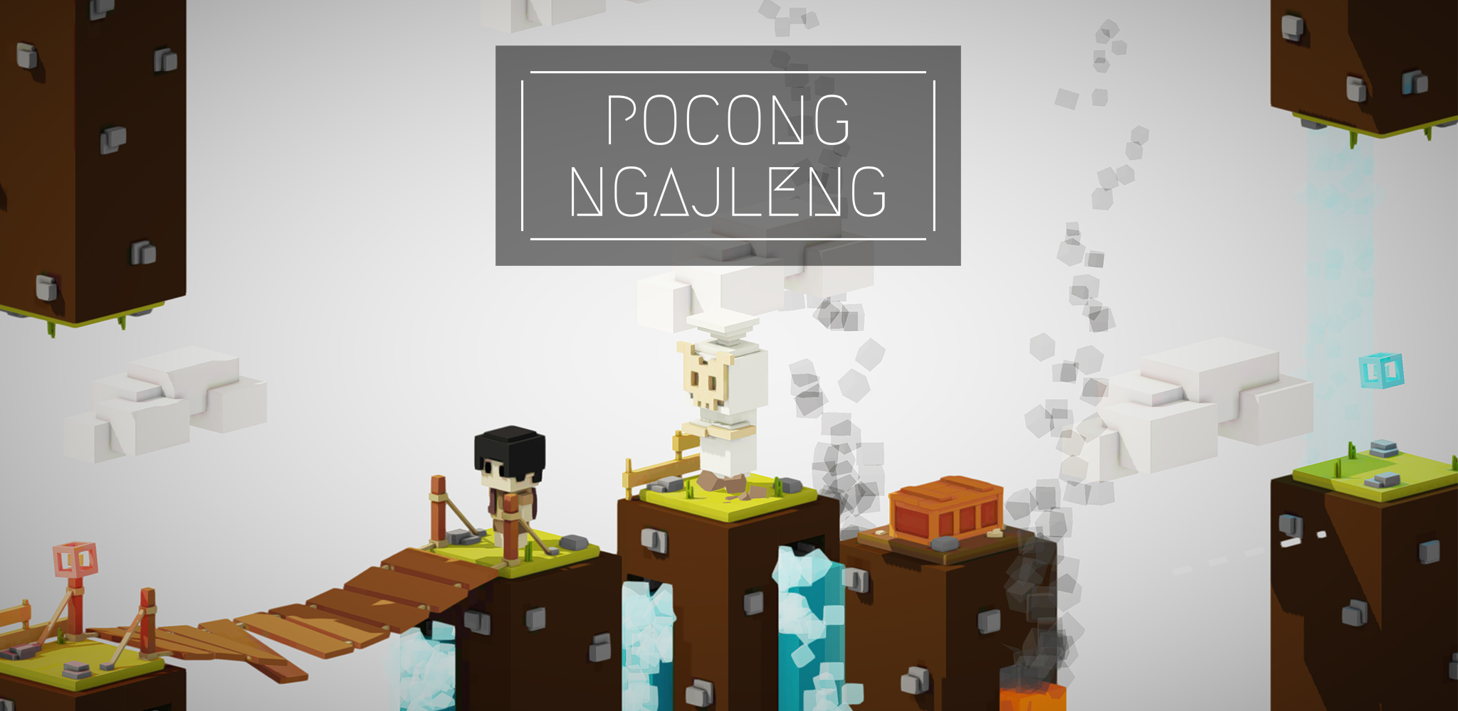 Pocong Ngajleng: Ghost Who Like to Jump!