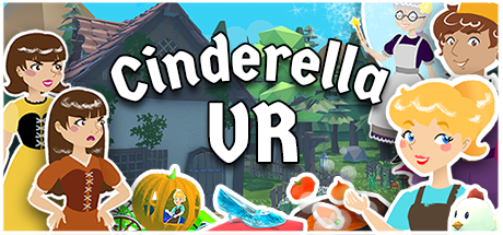 Cinderella VR released! It's a virtual reality fairy tale