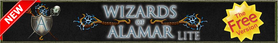 Wizards Of Alamar - Lite