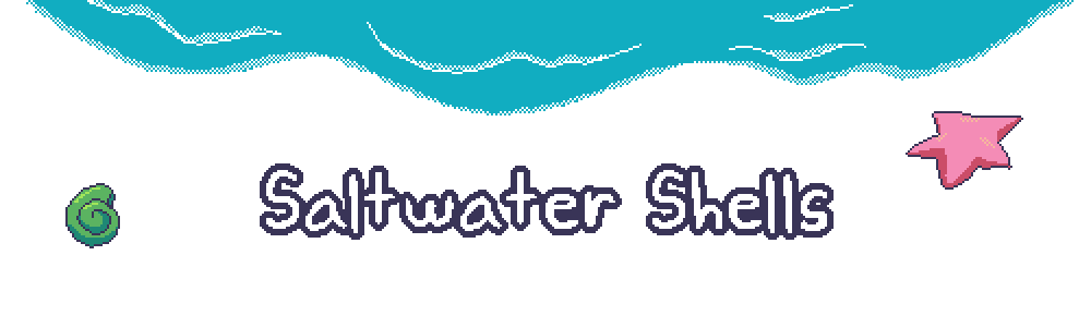 Saltwater Shells