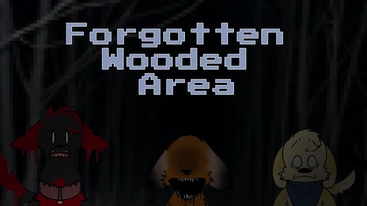 Forgotten Wooded Area 2.0
