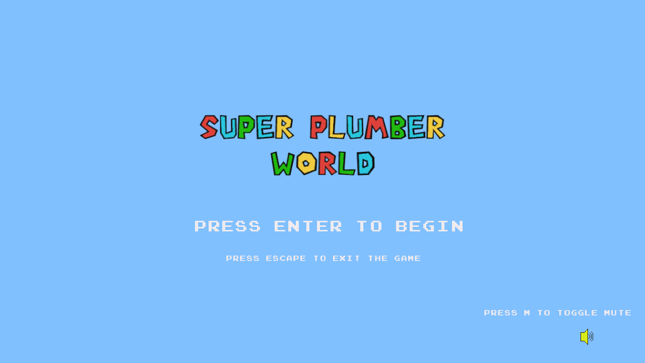 Super Plumber World