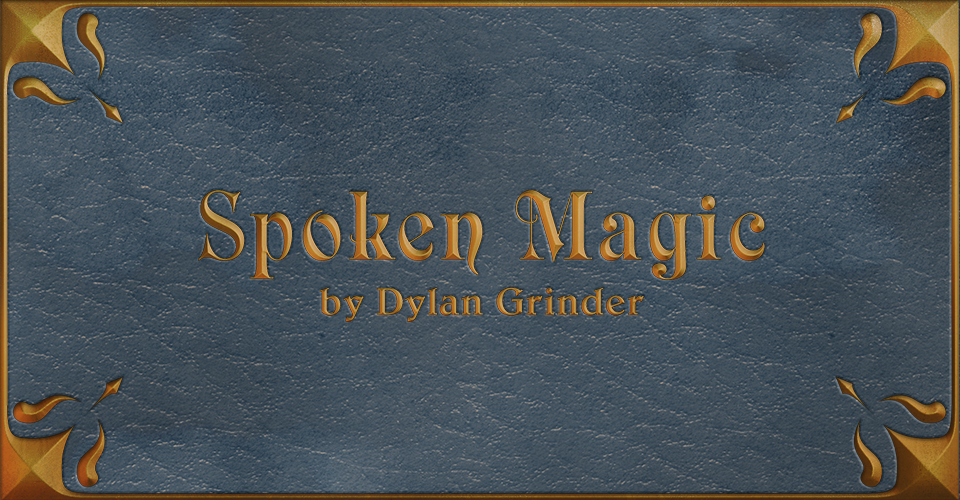 Spoken Magic