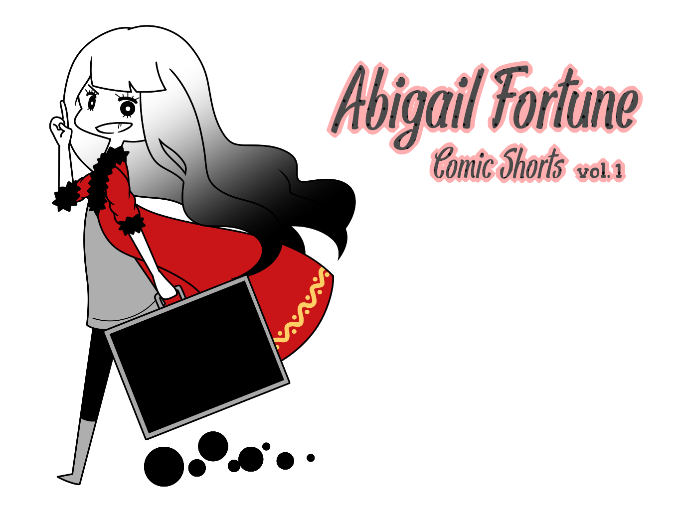 Abigail Fortune Comic Shorts vol. 1