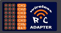 Wireless RC Adapter