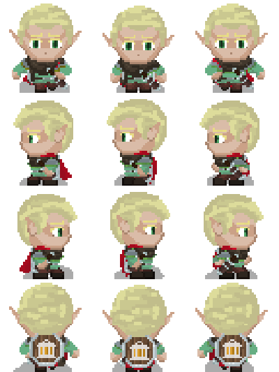 Update! new itens! - Character Generator for RPG Maker MV by