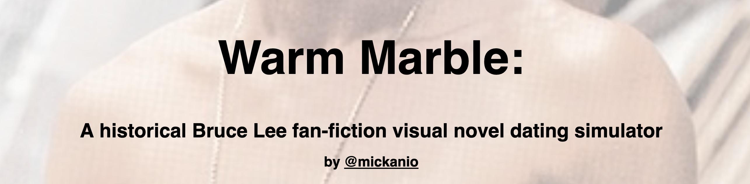 Warm Marble