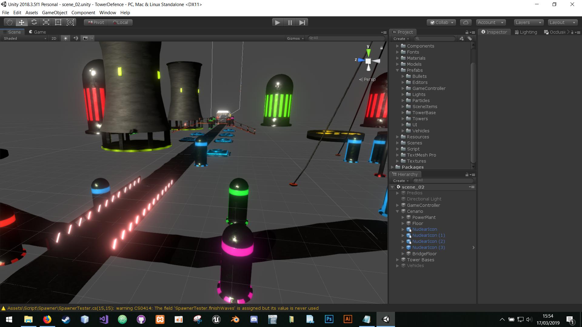 Update 0 2 Alpha - Neon Tower Defense by Gunnar Correa