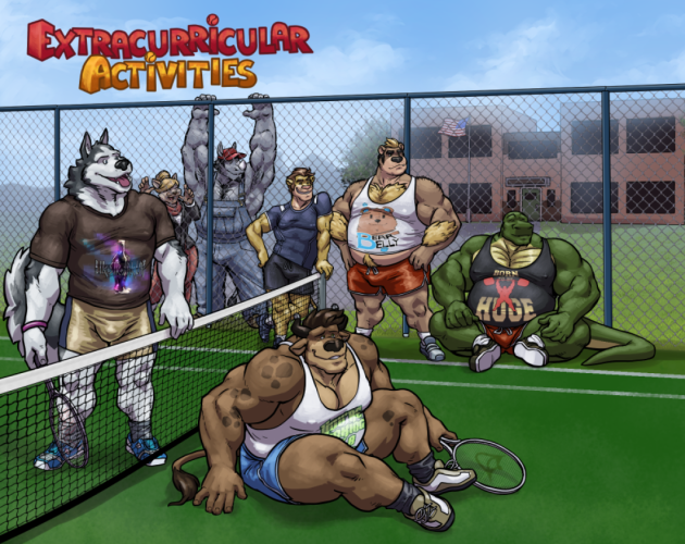 Extracurricular Activities by DyneWulf