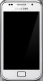 A Samsung Galaxy S (2010)