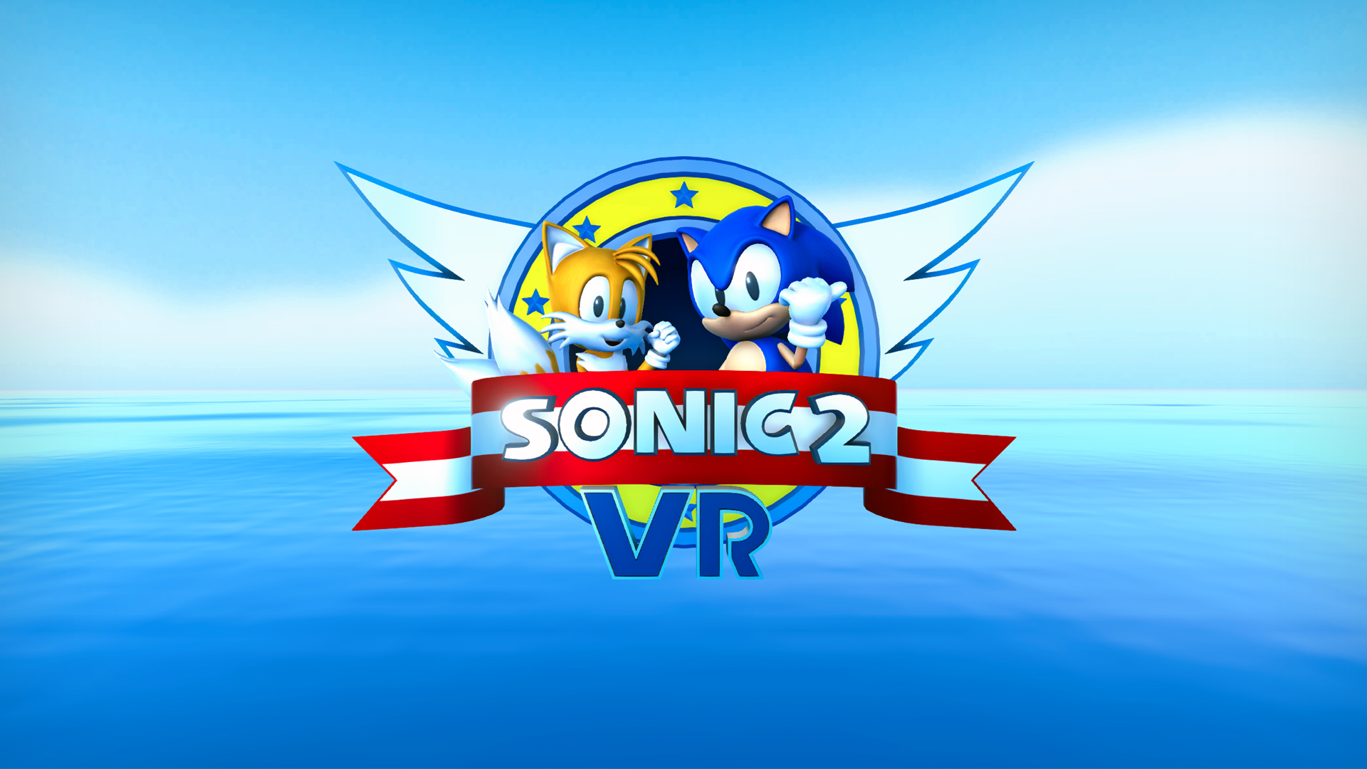 Sonic 2 VR - Prototype