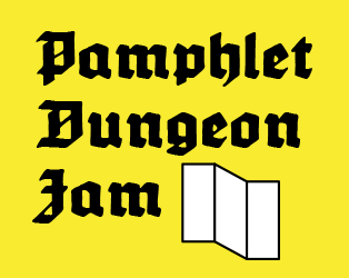 Pamphlet Dungeon Jam