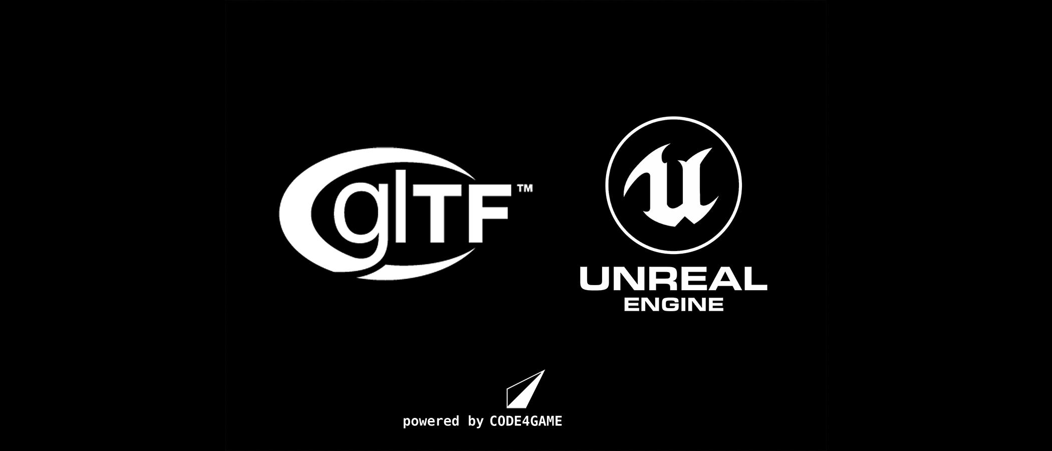 glTF for UE4