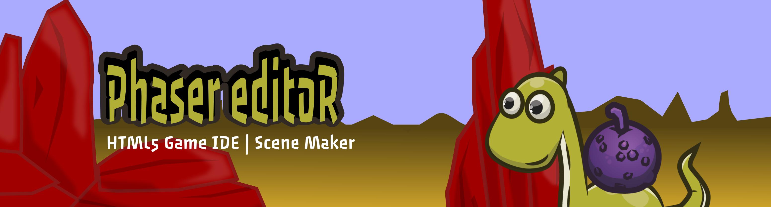 Phaser Editor 2D