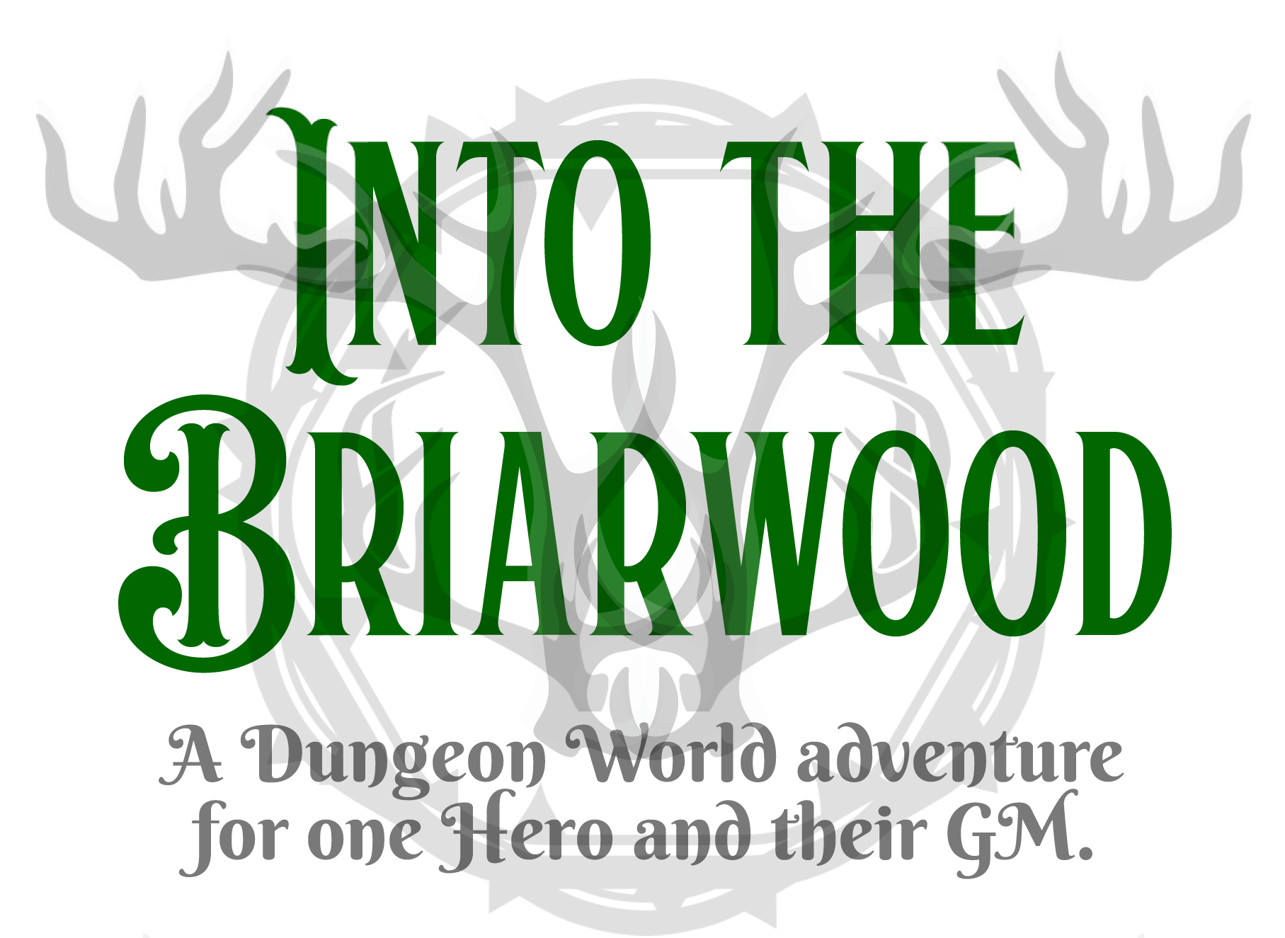 Into the Briarwood