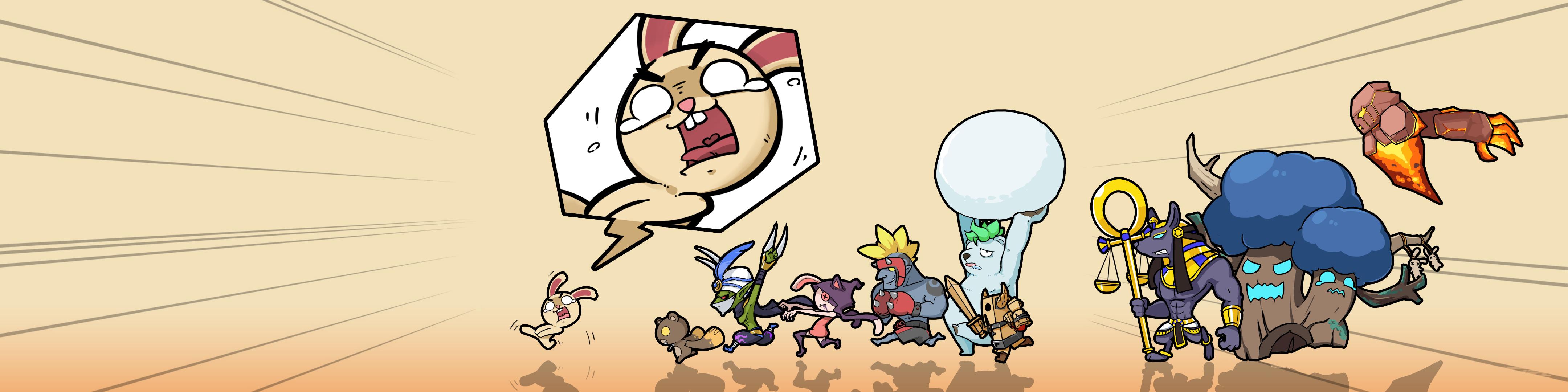 The Arcade Rabbit