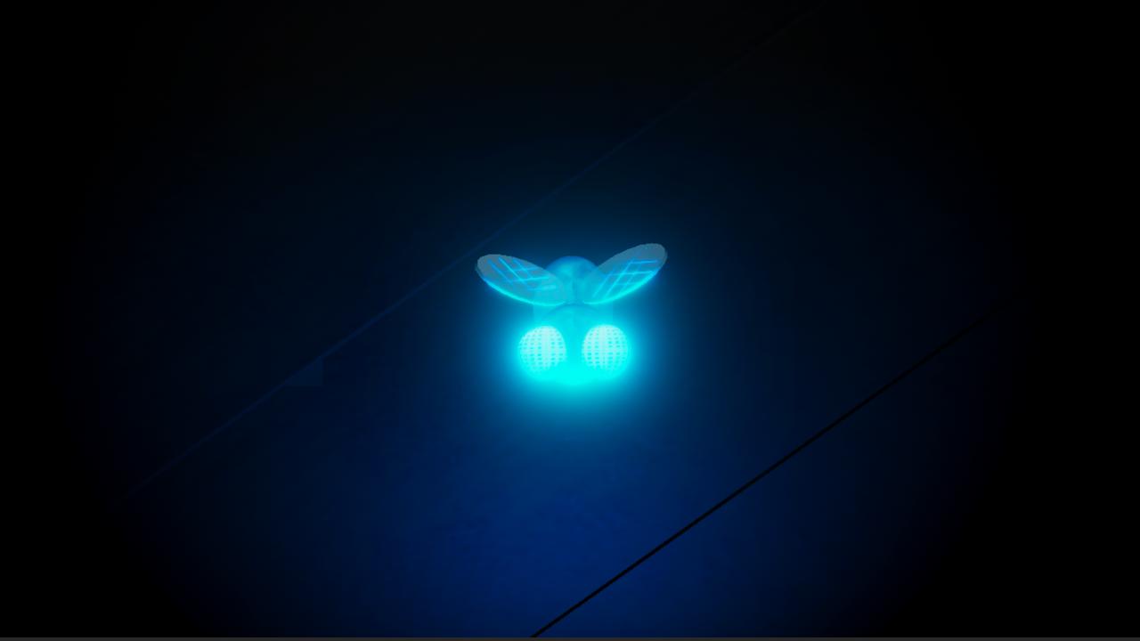 tiny Shiny Fly