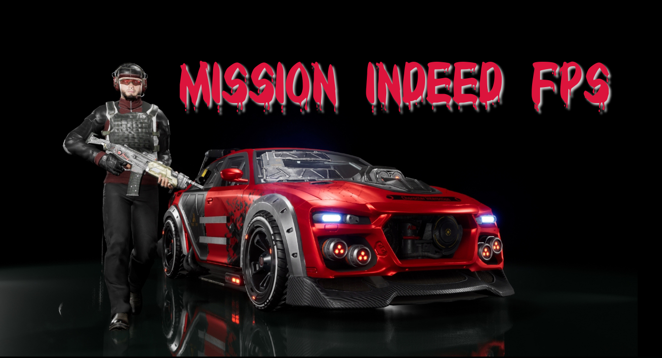 Mission Indeed FPS