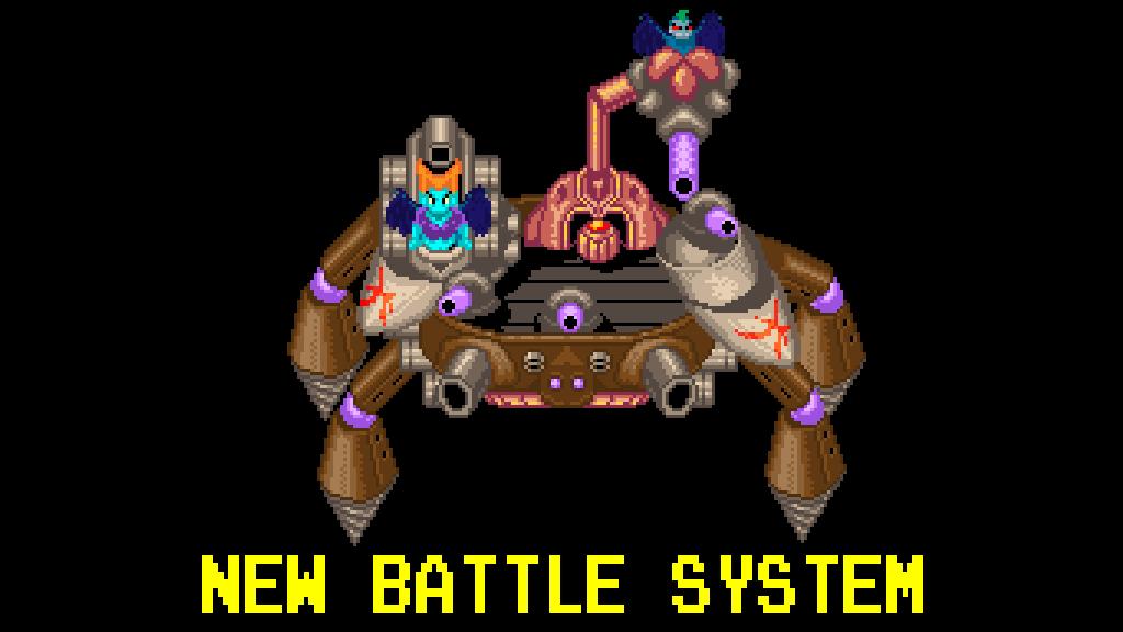 Ordak Boss Battle BETA 2