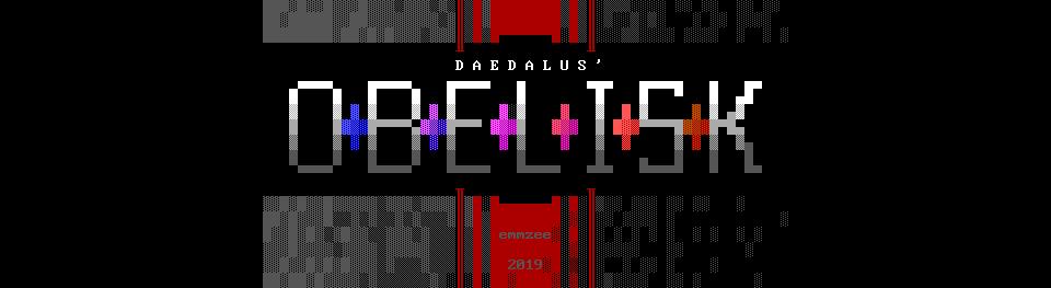 Daedalus' Obelisk ZZT