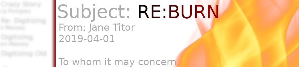 RE:BURN