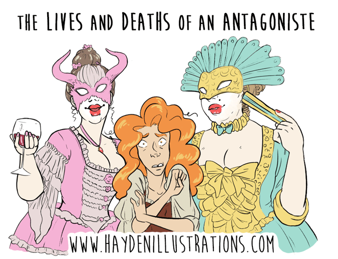 The Lives and Deaths of an Antagoniste