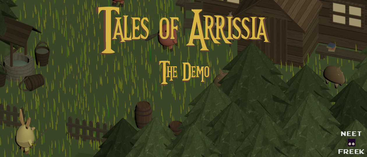 Tales of Arrissia: The Demo