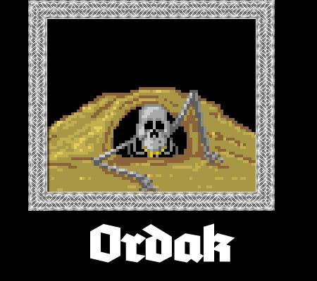 Ordak-Demo fight (BETA)