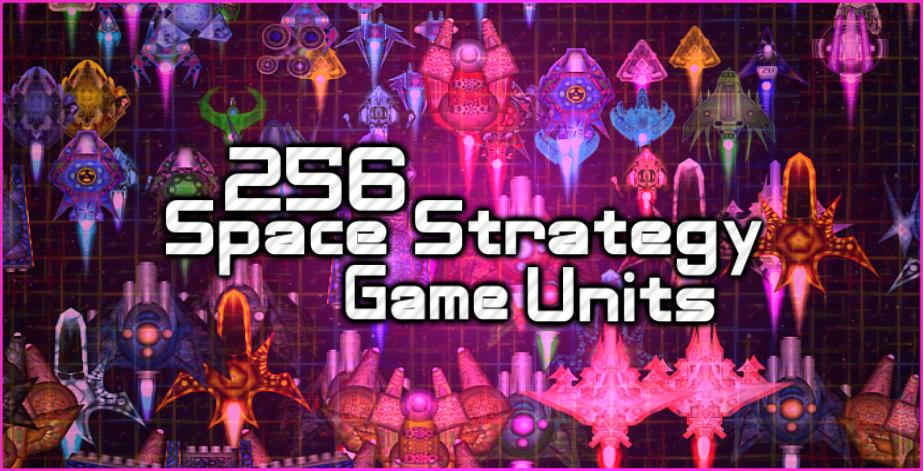 256 SpaceShips (+25 Bonus Sheets +Video)