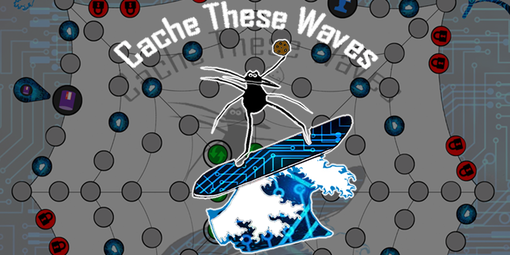 Cache These Waves