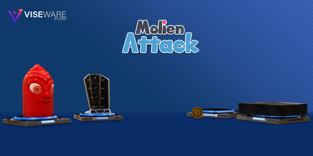 Molien Attack - Whack-a-Mole