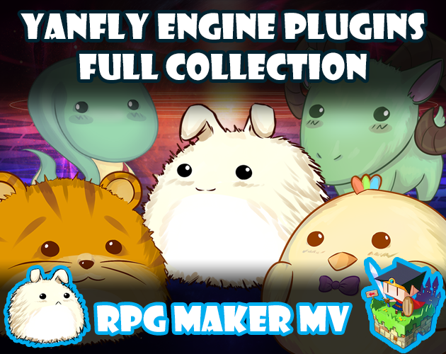 Yanfly Engine Plugins Full Collection for RPG Maker MV by
