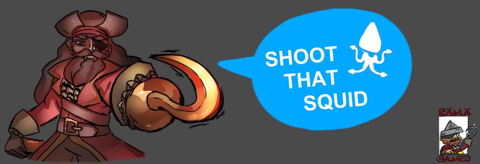 Shoot That Squid