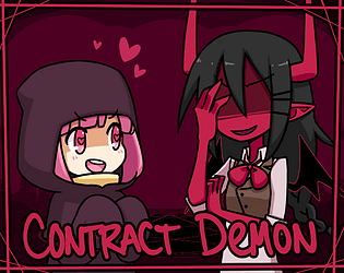 Contract Demon [Free] [Visual Novel] [Windows] [macOS] [Linux]
