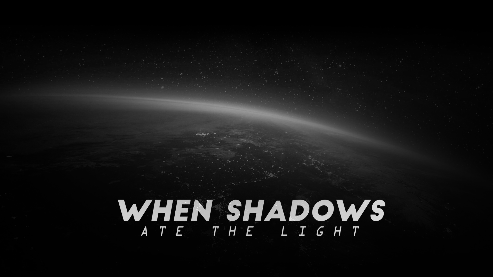 When Shadows Ate The Light - Demo