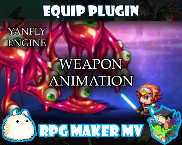 Rpg Maker Mv Weapon Sheets