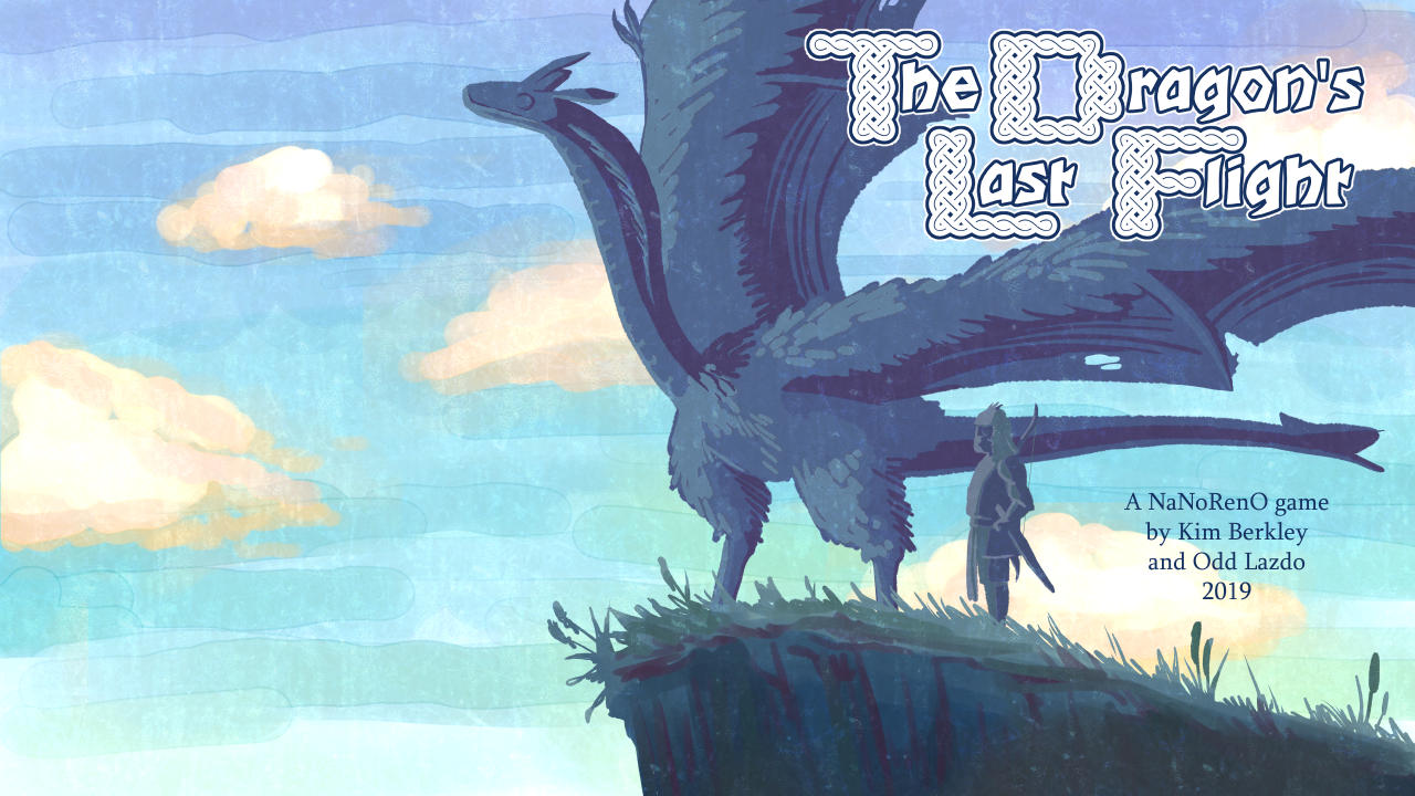 The Dragon's Last Flight