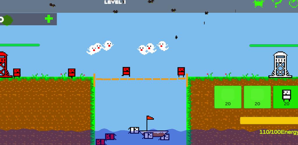 I am working on a war simulator like battle cats - General