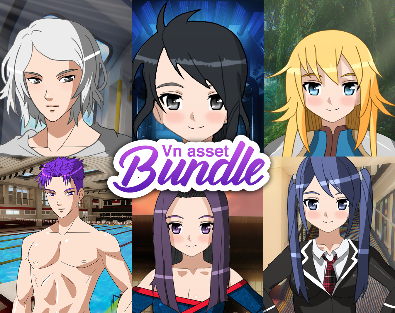 VN asset bundle