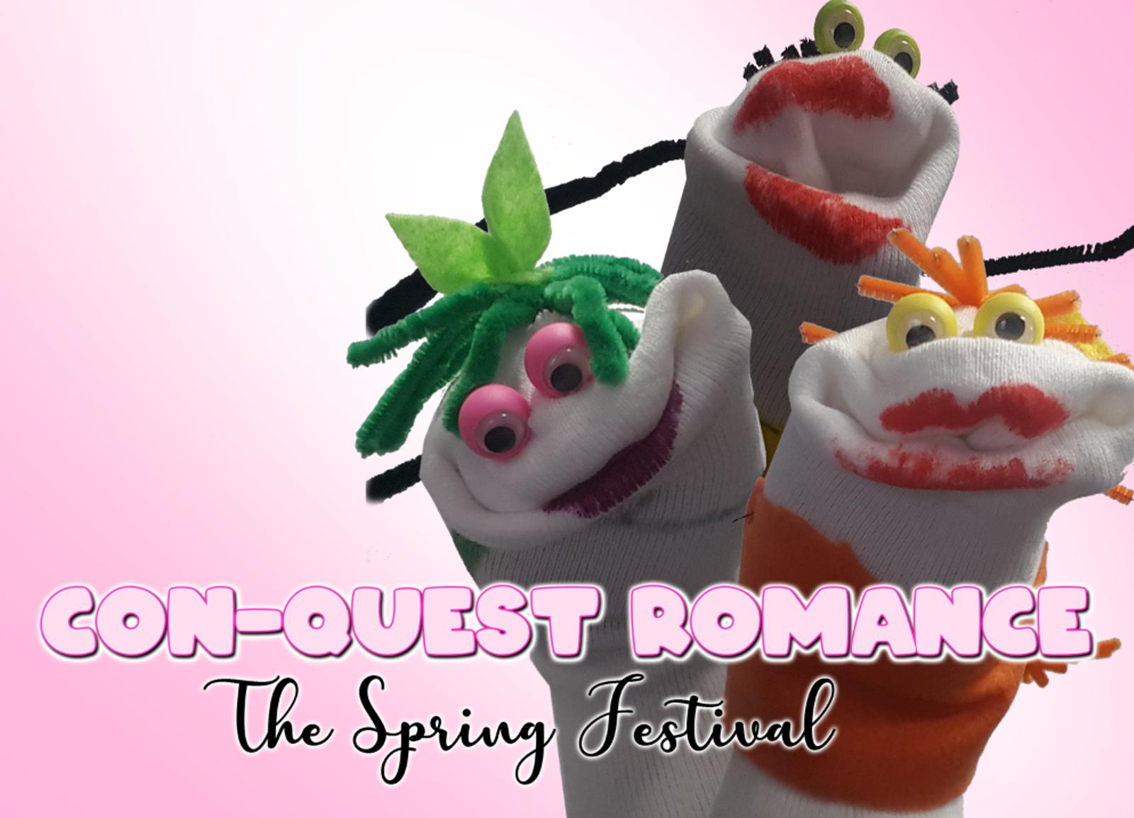 Con-Quest Romance: The Spring Festival