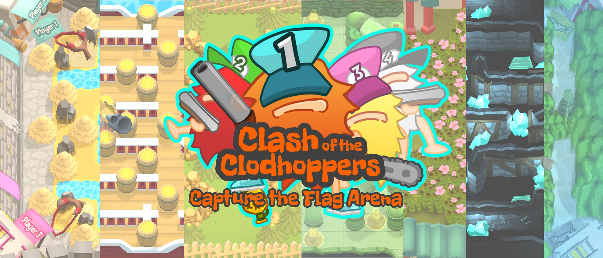 Clash of the Clodhoppers