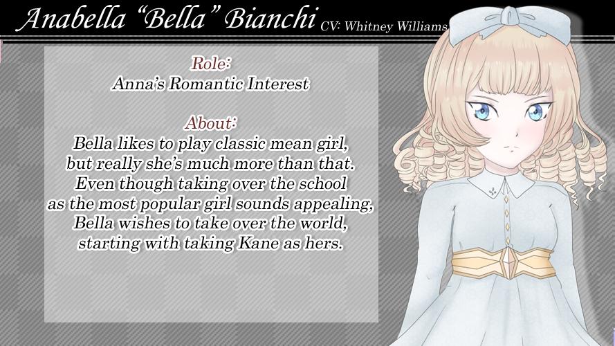 Eternal Dawn Bella Bianchi