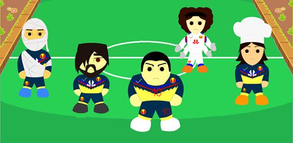 Soccer Smash