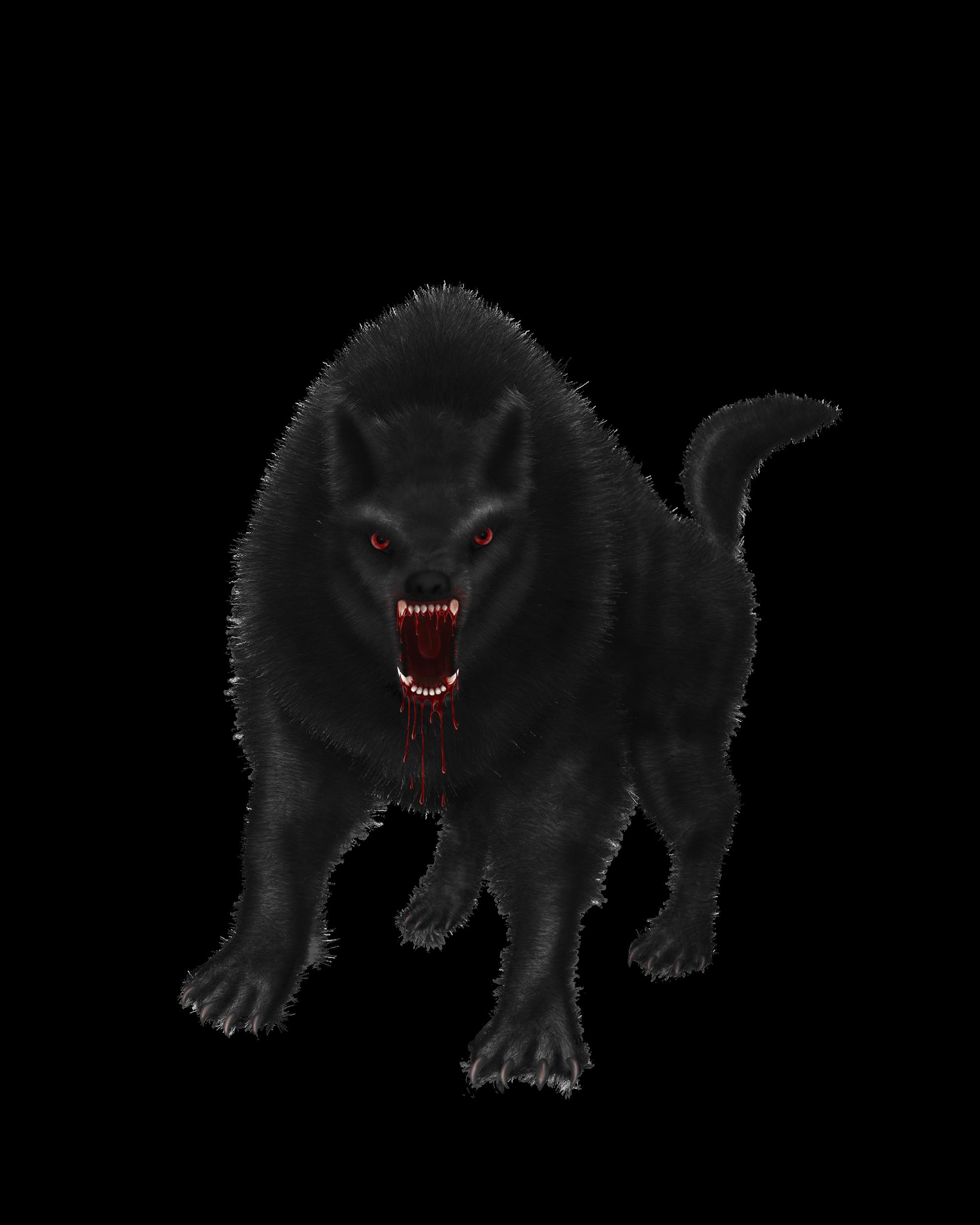 Devourer - Demon Dog