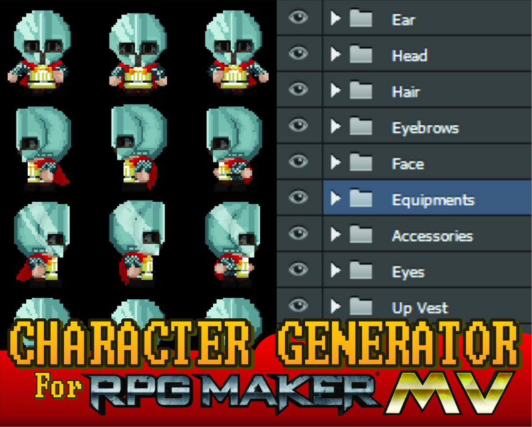 Rpg Character Generator