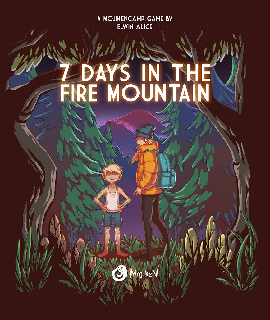 7 Days in the Fire Mountain