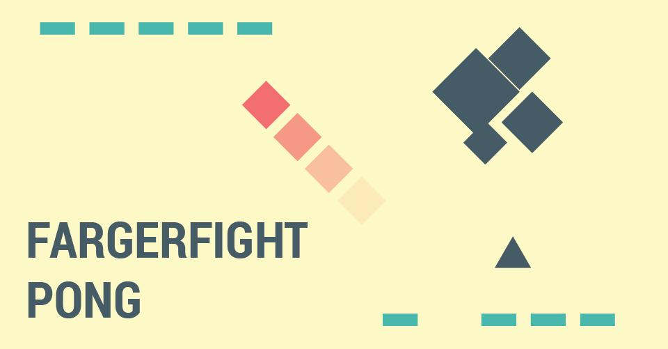 Fargerfight Pong