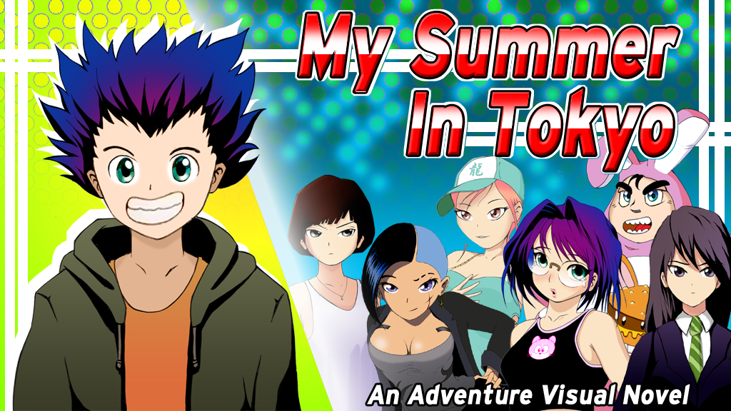 My Summer In Tokyo (FREE DEMO)